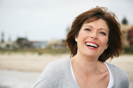 Dental Implants can delay one of the signs of ageing, bone shrinkage