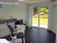 Consulting room 12 of the Scott Arms Dental Practice which treats patients all across the West Midlands