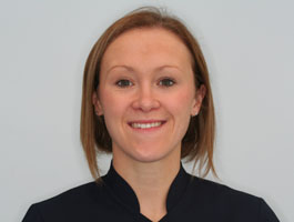 Dr Natalie Milner - Dentist at Scott Arms Dental Practice treating patients from all over the West Midlands