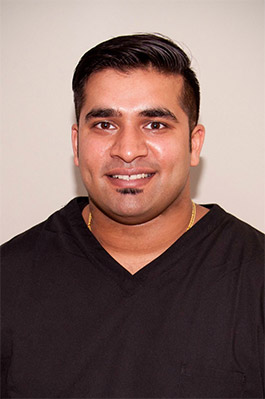Dr Vijay Ballagan - Dentist