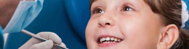 When should I start taking my child to see the dentist?
